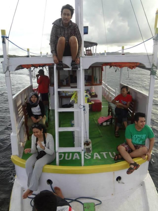 On board!