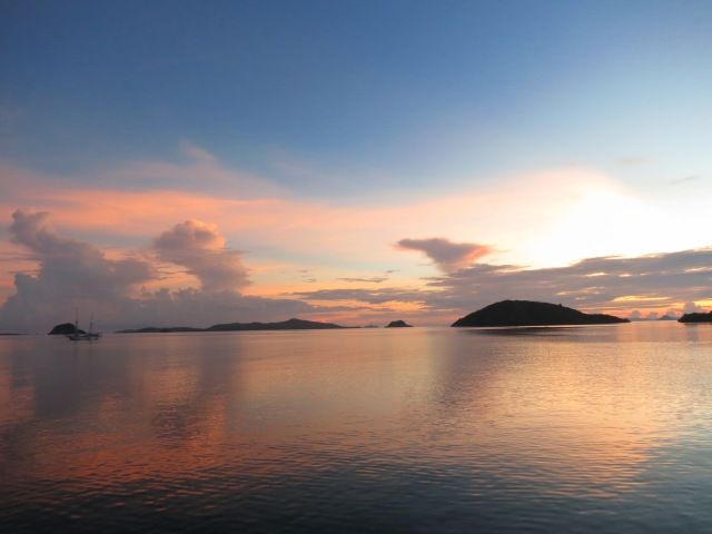 Good morning from Komodo National Park!