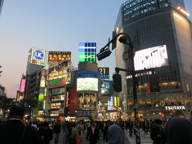 When crossing the street becoming one of my dream, only at Shibuya Crossing. How many times did you cross it? I crossed it 7 times :)