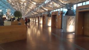 Nils Ericson Terminal - Bagus ya, kayaknya Soetta juga kala sama terminal bus ini.