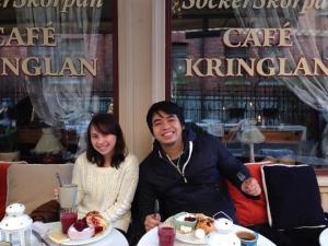 Big Breakfast at Kringland Cafe
