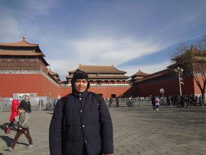 Pintu Masuk Forbidden City