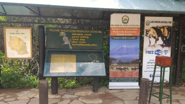 Welcome to Lake Manyara national park