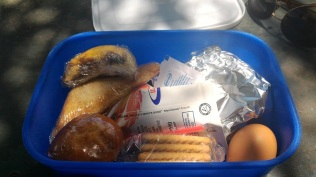Our lunch box